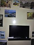 Доска меловая на холодильник А5 15х20 см. Магнитная. С полочкой для маркера., фото 4