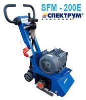 Фрезеровальная машина SPEKTRUM SFM 200E