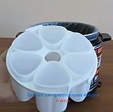 Мультиварка-скороварка 5 литров со стаканчиками для йогурта ROTEX REPC75-B, фото 7