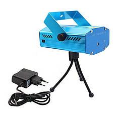 Диско лазер LASER K4-1 диско лампа проектор