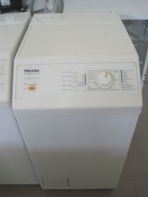 Стиральная машина Miele Novotronic W 151
