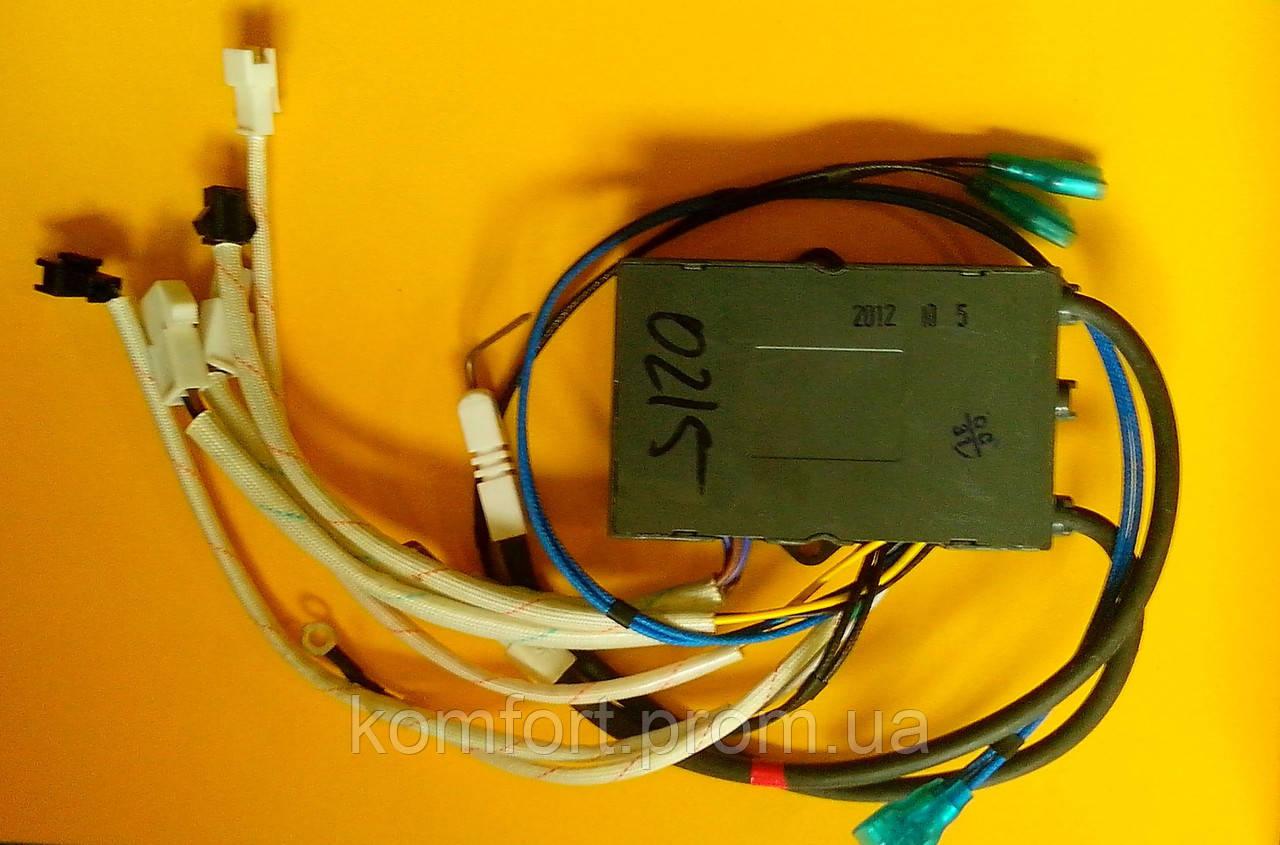 схема подключения блока управления электробойлера амина