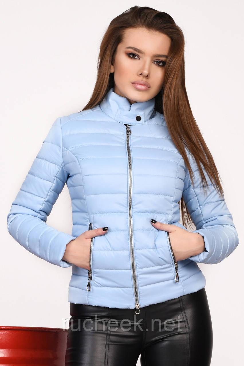 363dcb572ce Модная короткая куртка демисезонная р-ры 42