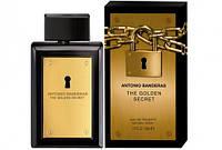 Мужская туалетная вода Antonio Banderas The Golden Secret (антонио бандерас голд секрет)