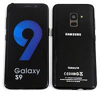 Мобильный телефон Samsung Galaxy S9 Black (Экран 5.1,2е сим,Камера 15МР)