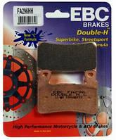 Тормозные колодки для мотоциклов Harley-Davidson и Honda EBC FA296HH