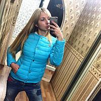 """Женская демисезонная куртка """"Шанель"""" (расцветки), фото 1"""