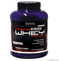 Ultimate Nutrition Prostar Whey 2,39 кг Изолят сывороточного протеина