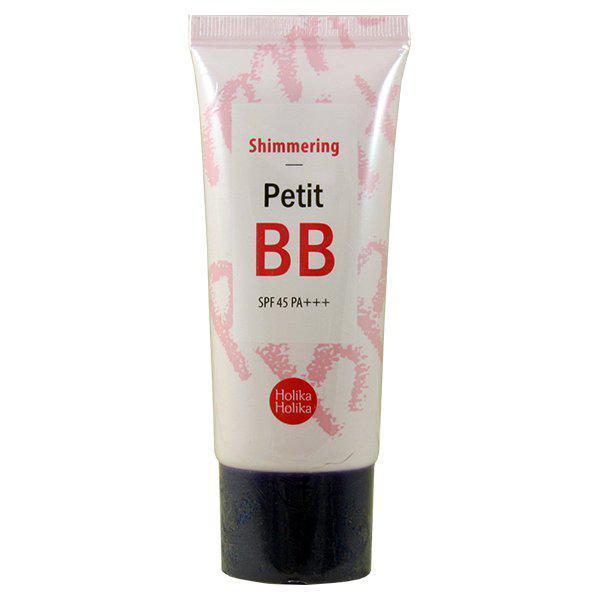 BB Cream Holika Holika Shimmering (Сияющий) Petit SPF45, 30ml