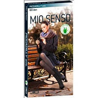 Колготки теплі Mio Senso PICCADILLY 60 den, розмір 4