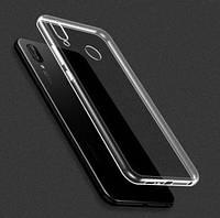 Чехол силиконовый Ультратонкий Epik для Huawei P Smart + прозрачный