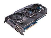 Видеокарта GeForce GTX680 2GB DDR5, 256 bit, PCI-E 3.0 Gigabyte (GV-N680OC-2GD) ОЕМ-поставка