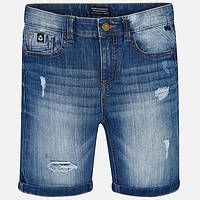Шорты джинсовые для мальчиков