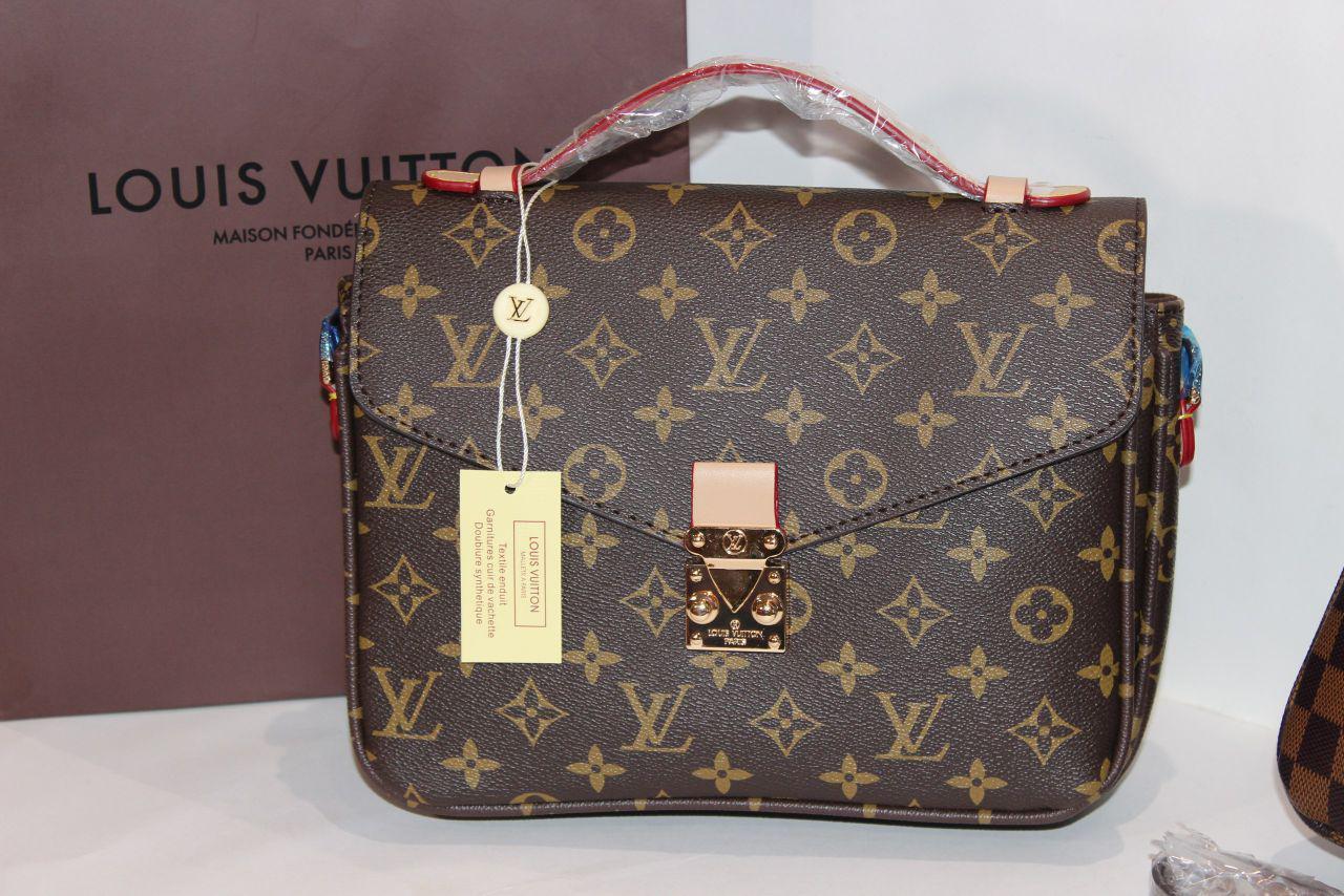 0010b97e25c6 Женская Сумка Клатч в Стиле Louis Vuitton Pochette Metis — в Категории