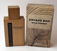 Мужская туалетная вода Armand Basi Wild Forest (арманд баси вайлд форест)