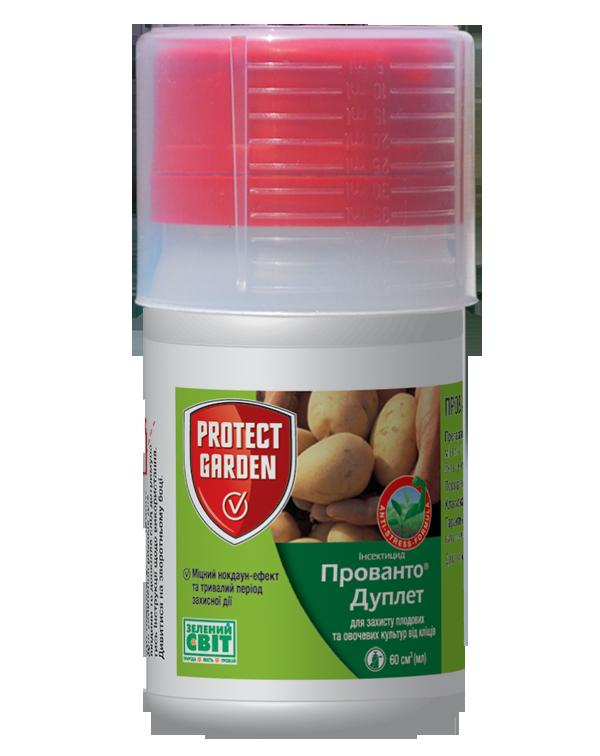 Инсектицид Прованто Дуплет (Коннект) 50мл, Protect Garden