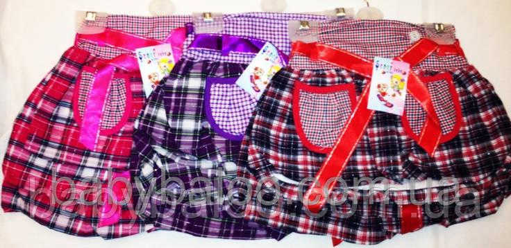 """Детская юбка для девочки """"Балон"""" (от 1 до 3 лет), фото 2"""