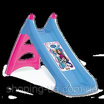 Горка XS с водным эффектом Frozen Smoby 310073, фото 2