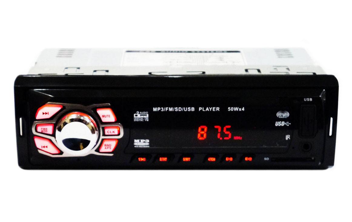 Автомагнитола MP3 GT 640U ISO MX