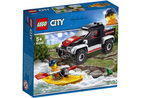 Lego City Сплав на байдарке 60240