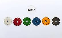 Покерный набор 120фишек IG-6617, фото 2