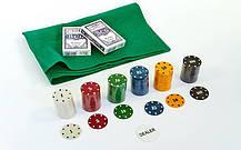 Покерный набор 120фишек IG-6617, фото 3