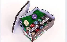 Покерный набор 200фишек IG-1103240, фото 2