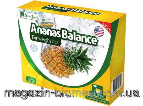 Напиток для похудения Ананас Баланс