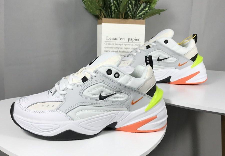 40682a2a6ba0 Кроссовки мужские Nike M2K Tekno Pure Platinum AV4789-004 (в стиле Найк)