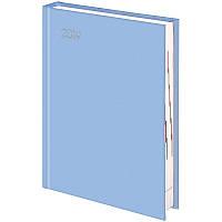 Ежедневник датированный 2019 Brunnen MIRADUR Trend Карманный 10х14 см голубой