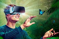 Окуляри віртуальної реальності
