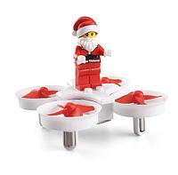 Квадрокоптер дрон JJRC H67 Летающий Санта Клаус