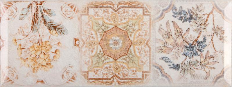 EUROPE декор бежевый / Д 127 021-3