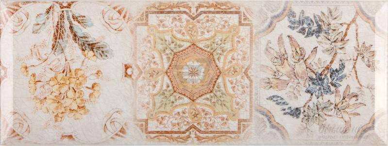 EUROPE декор бежевый / Д 127 021-3, фото 2