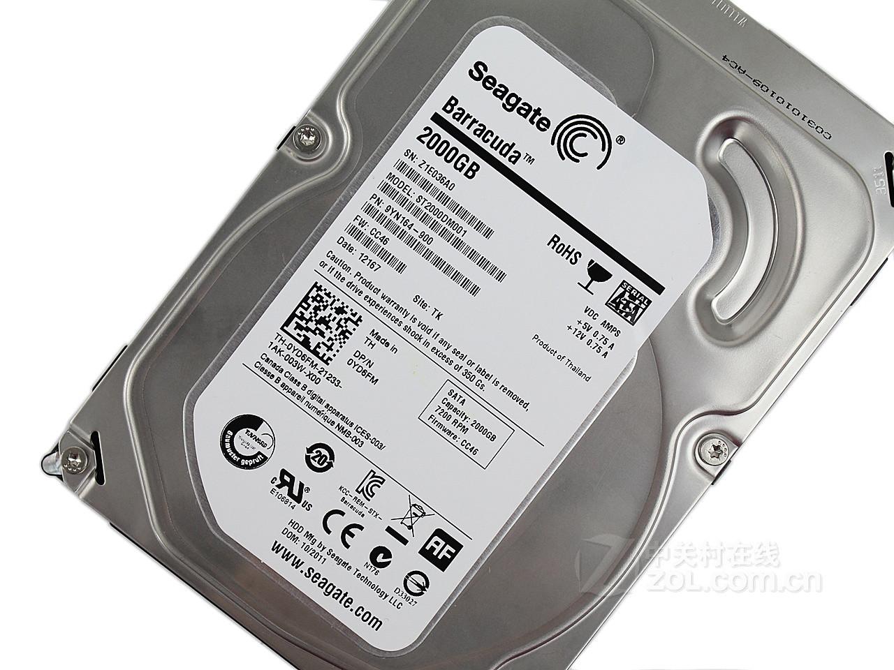 "Жесткий диск 3.5"" 2TB 2TB Seagate"