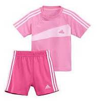 Шорты + футболка детские adidas I J 3S Sum Set X25040 адидас