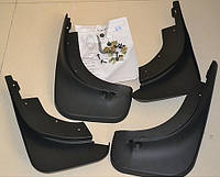 Брызговики Volkswagen Touareg 2003 - 2009 (полный кт 4-шт), кт.