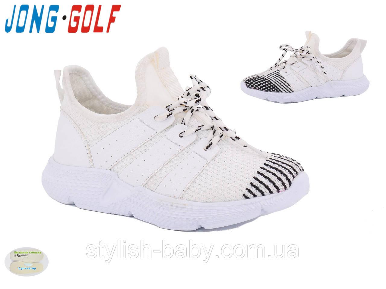 Детская обувь оптом 2019. Детская спортивная обувь бренда Jong Golf для мальчиков (рр. с 31 по 36)