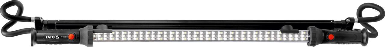 Світлодіодний акумуляторний ліхтар YATO YT-08533