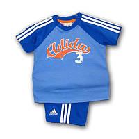 Шорты + футболка детские  adidas I J AB Sum Set X24778 адидас