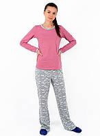 Стильная пижама женская VPL 016 (S-2XL), фото 1