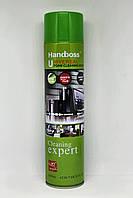 Активная пена (аэрозоль) для очистки офисной техники Handboss Universal