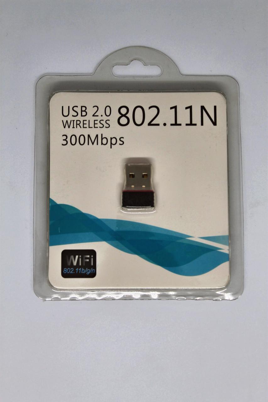 Адаптер USB WiFi LV-UW01 802.11N (300Mbps)