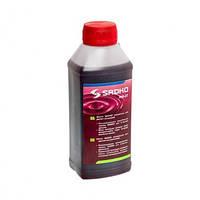 Масло Sadko MO-2T-0.5L масло для 2-тактных двигателей для воздуходувки бензиновой, производитель Sadko (Садко)