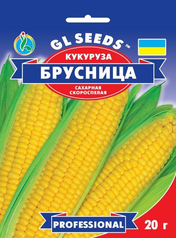 Кукуруза Брусница, пакет 20 грам - Семена кукурузы