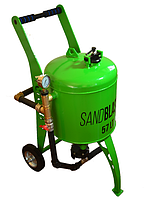 Пескоструйный аппарат Werden SANDBLASTER 57LT