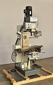 Универсальный фрезерный станок FDB Maschinen TMM110W с поворотным столом
