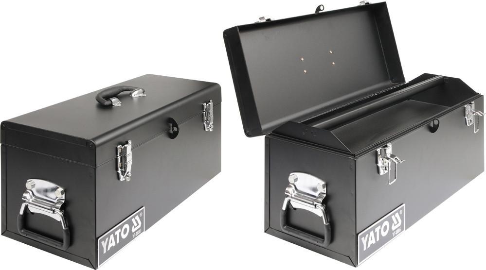 Металлический ящик для инструментов YATO YT-0886