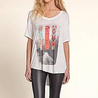 Женская футболка Hollister , фото 1