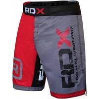 Шорты MMA RDX X2 Grey – сверхлёгкие.  Серый